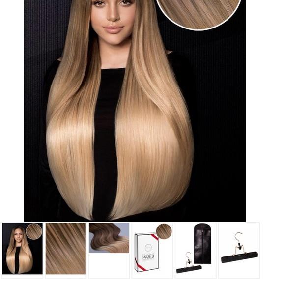 Bellami Accessories Hair Nathalie Paris Human Hair Extensions